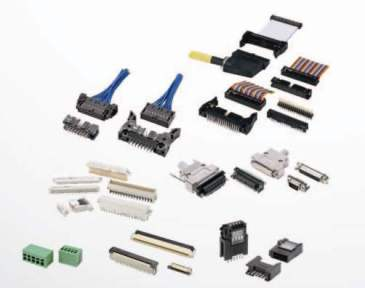 Omron-connectors